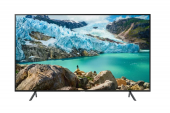 "Телевизор LED Samsung 65"" UE65RU7100UXRU 7 черный/Ultra HD/1000Hz/DVB-T2/DVB-C/DVB-S2/USB/WiFi/Smart TV (RUS)"