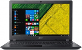 "Ноутбук Acer Aspire 3 A315-34-P3DU Pentium Silver N5000/4Gb/500Gb/Intel HD Graphics 610/15.6""/HD (1366x768)/Linux/black/WiFi/BT/"