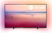"Телевизор LED Philips 50"" 50PUS6704/60 черный/Ultra HD/60Hz/DVB-T/DVB-T2/DVB-C/DVB-S/DVB-S2/USB/WiFi/Smart TV (RUS)"