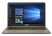 "Ноутбук Asus VivoBook X540NA-GQ005 Celeron N3350/4Gb/500Gb/Intel HD Graphics 500/15.6""/HD (1366x768)/Endless/black/WiFi/BT/Cam"